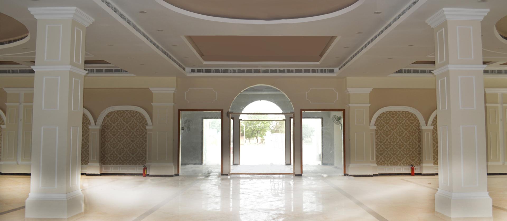 DeenDayal Palace Banquet Hall: Rewari, Haryana
