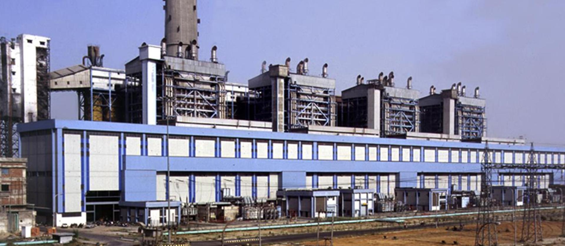 Super Thermal Power Station: Dadri, Ghaziabad, Uttar Pradesh