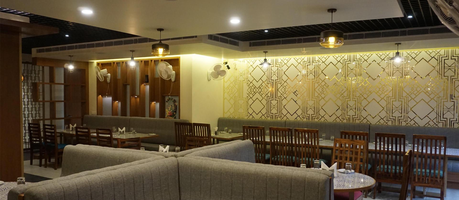 Mezbaan Restaurant: Rewari, Haryana